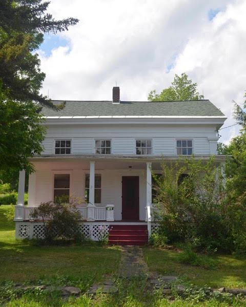 Charming Greek Revival Farmhouse