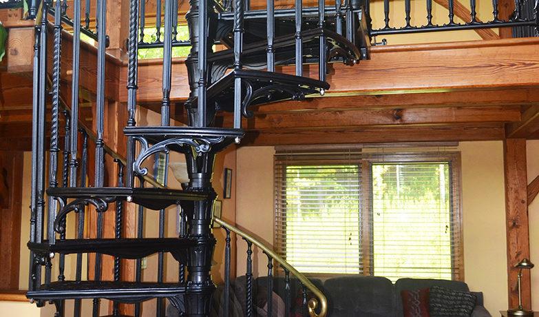 6aSpiral Staircase